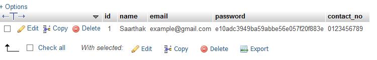 codeigniter create user registration form4